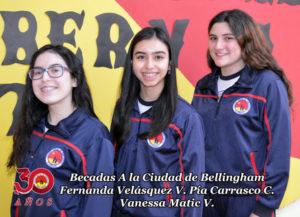 Alumnas de Intercambio.